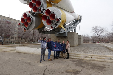 March 2018, Soyuz MS-08 launch tour Baikonur photos