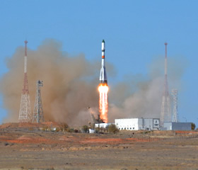 Baikonur space launch tour photos 2017